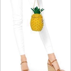 RARE Michael Kors Pineapple Crossbody